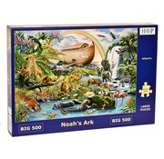 The House of Puzzles Noah's Ark Puzzle 500 pieces XL