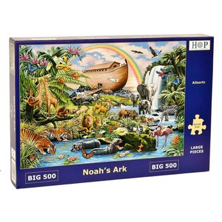 The House of Puzzles Noah's Ark Puzzle 500 pieces XL