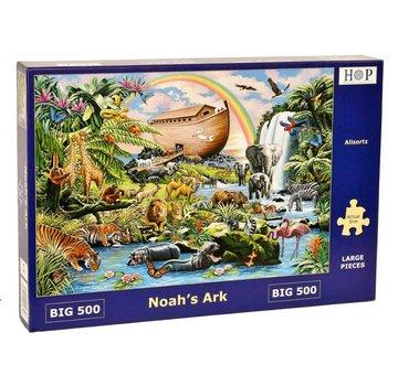 The House of Puzzles Arche Noah Puzzle 500 Stück XL