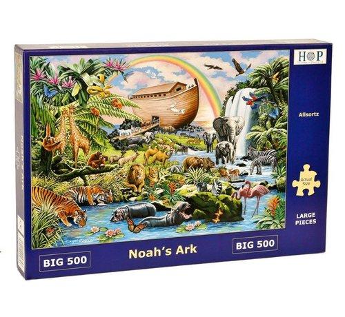 The House of Puzzles Noah's Ark Puzzel 500 XL stukjes