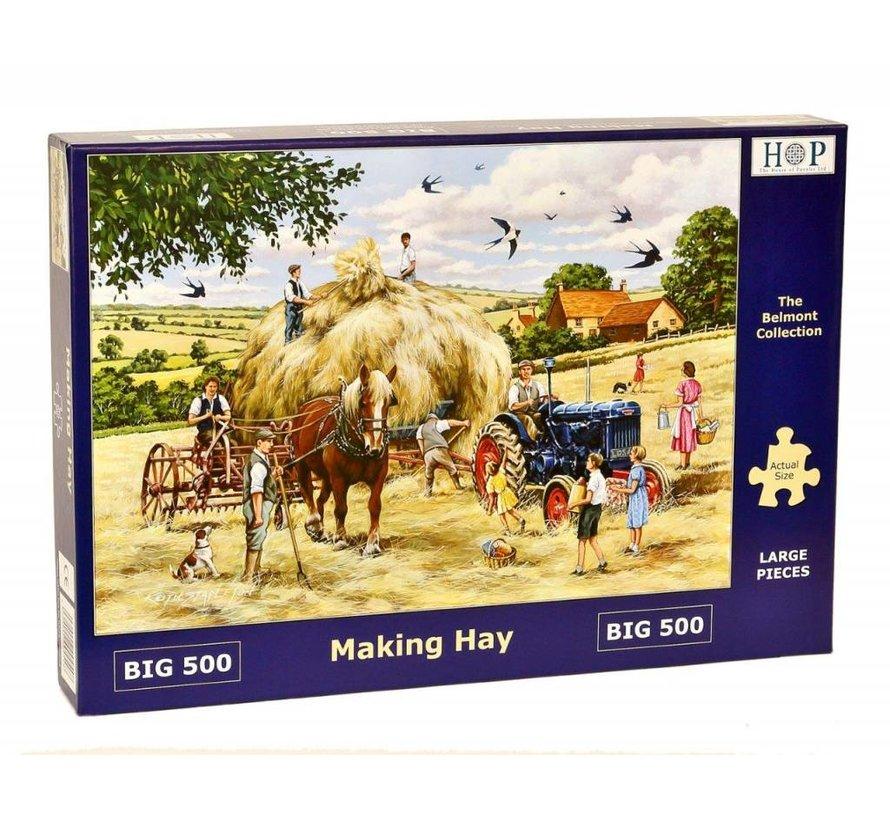 Making Hay Puzzel 500 XL stukjes