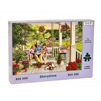 The House of Puzzles Storytime Puzzel 500 XL stukjes