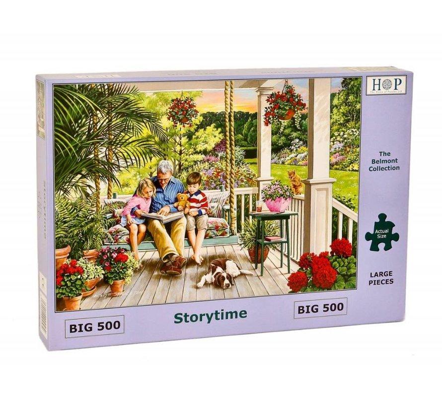 Storytime Puzzel 500 XL stukjes