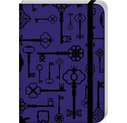Inter-Stat Password Notebook Blue