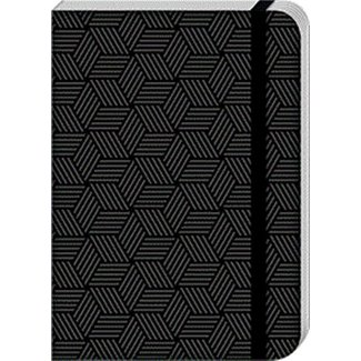 Inter-Stat Password Notebook Black