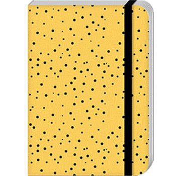 Inter-Stat Password Notepad Yellow