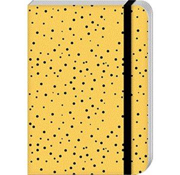 Inter-Stat Wachtwoord Notitieboekje Yellow