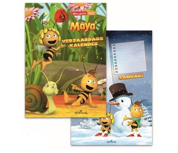 Hallmark Maya the Bee Birthday Calendar