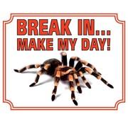 Stickerkoning Tarantula Watch Board - Break in make my Day