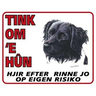 Stickerkoning Friese Stabij Wake Board - Tink to you their