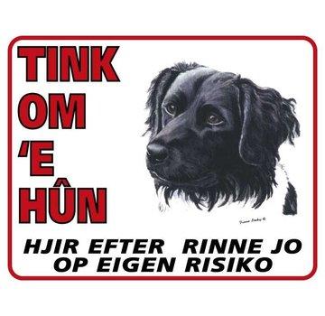 Stickerkoning Friese Stabij Wake Board - Tink vous leur
