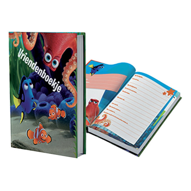 Inter-Stat Finding Dory Freunde Booklet