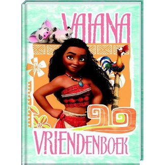 Inter-Stat Vaiana Friends Booklet