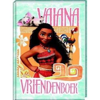 Inter-Stat Vaiana Vriendenboekje