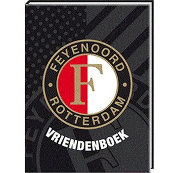 Inter-Stat Feyenoord Friends Booklet