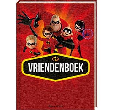 Inter-Stat Incredibles Vriendenboekje