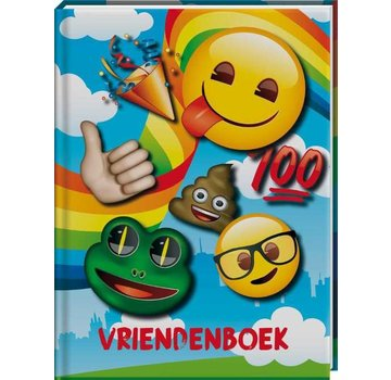 Inter-Stat Emoji Friends Booklet