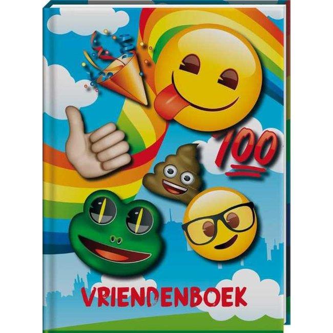 Inter-Stat Emoji Vriendenboekje