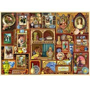 The House of Puzzles Bric a Brac Puzzle pieces 250 XL