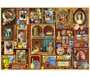 The House of Puzzles Bric a Brac Puzzel 250 XL stukjes