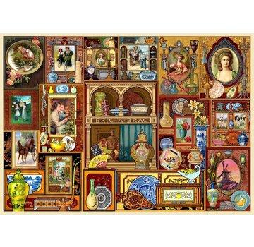 The House of Puzzles Bric a Brac pièces de puzzle 250 XL