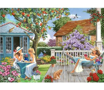 The House of Puzzles Ladies of Leisure Puzzel 250 XL stukjes