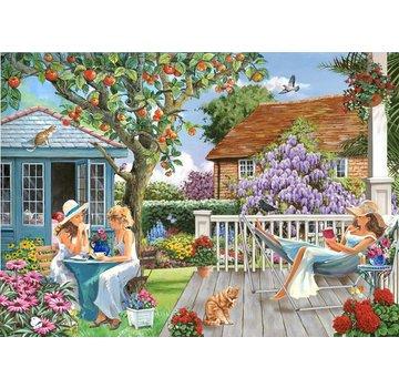 The House of Puzzles Dames de loisirs Puzzle 250 pièces XL