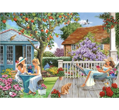 The House of Puzzles Ladies of Leisure Puzzel 250 XL stukjes