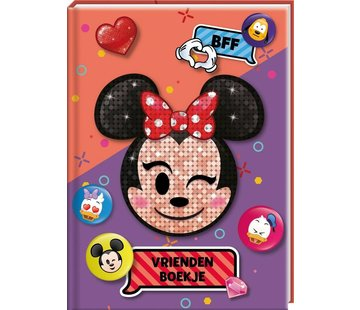 Inter-Stat Minnie Mouse Vriendenboekje Emoji