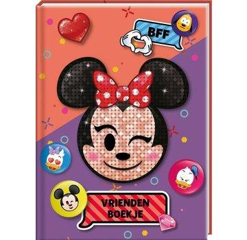 Inter-Stat Minnie Mouse Freunde Booklet Emoji
