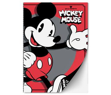 Inter-Stat Mickey  Mouse Notitieboekjes 2 Stuks