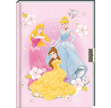 Inter-Stat Disney Princesses Diary