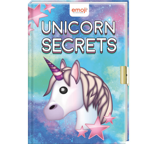 Inter-Stat Emoji Unicorn Dagboek
