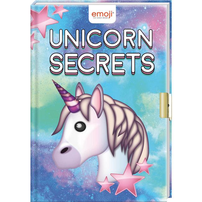 Inter-Stat Emoji Unicorn Dagboek