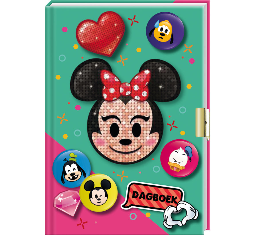 Disney Emoji Dagboek