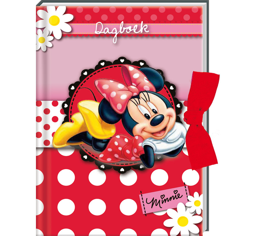 Minnie Mouse Dagboek
