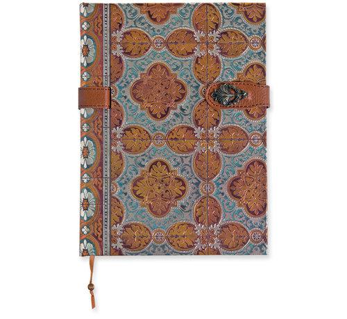 Inter-Stat Boncahier Azulejos de Portugal Notebook
