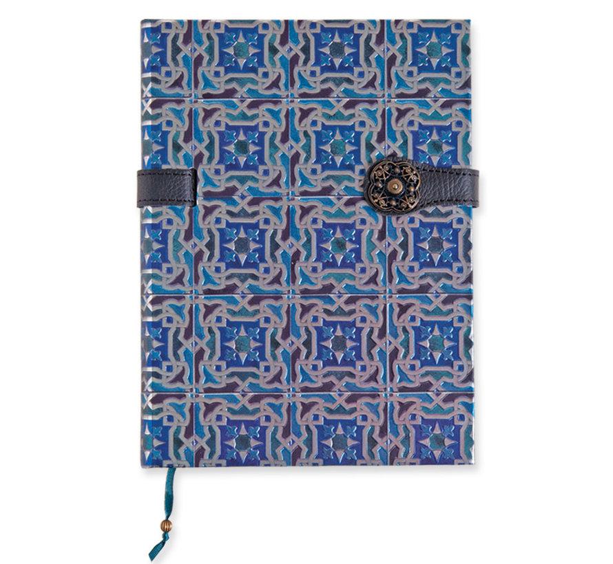Boncahier Azulejos de Portugal Notebook