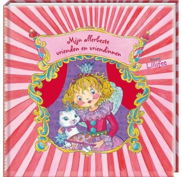 Inter-Stat Princess Lillifee Friends Booklet