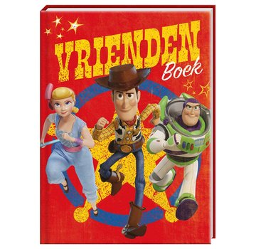 Inter-Stat Friends Toy Story booklet