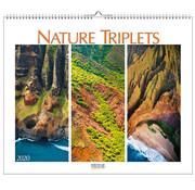 Korsch Verlag Nature Triplets 2020 Calendar
