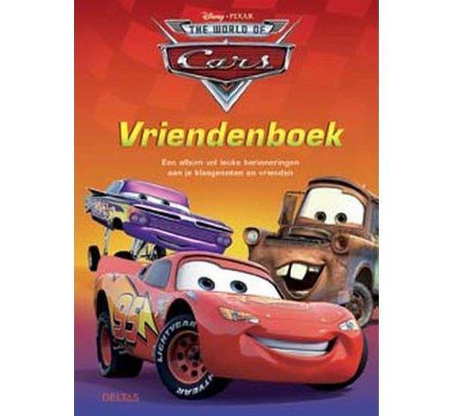 Deltas Cars Vriendenboekje