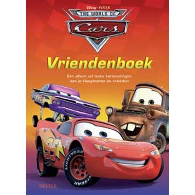 Cars Freunde Booklet