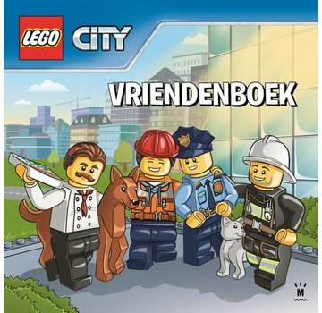 Meis & Maas Lego City Vriendenboekje