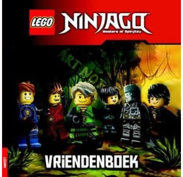 Meis & Maas Lego Ninjago Vriendenboekje