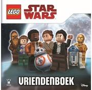 Meis & Maas Lego Star Wars Vriendenboekje