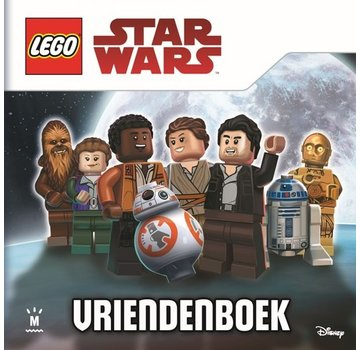 Meis & Maas Lego Star Wars Freunde Booklet