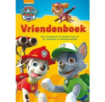 Deltas Paw Patrol Friends Booklet