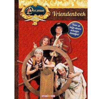 Studio100 Piet Piraat Vriendenboekje