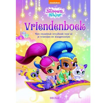 Deltas Shimmer and Shine Friends Booklet